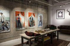 Woolrich store, New York City » Retail Design Blog
