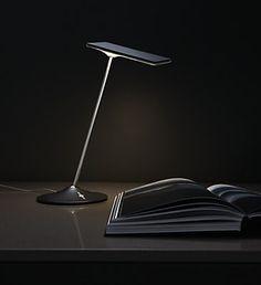 Horizon™ LED Table Lamp - Modern Task & Desk Lamps - Modern Office Furniture - Room & Board