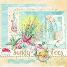 Sandy Toes Mini Kit - It's Free! : Raspberry Road Designs