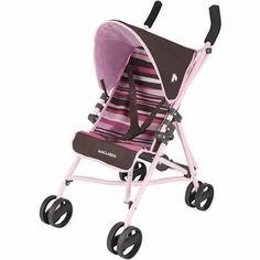 Maclaren Junior Quest Baby Sedona Doll Stroller - Pink - Albee