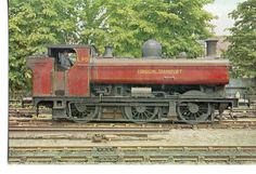 London Transport Pannier Tank locomotive New in 1930 as the Great Western Railway's Seen here Watford in March London Underground Train, Diesel, Steam Railway, Railway Posters, Great Western, Train Engines, London Transport, Steam Engine, Steam Locomotive