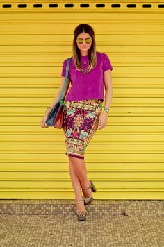 Colour! Thassia Naves