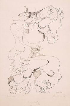 Otto Tschumi (Swiss, 1904 - 1985) / Spielkarte 1948 Printmaking, Dibujo, Game Cards