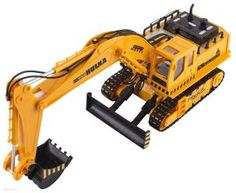 Top 10 Best Radio Controlled Excavators For Sale http://ift.tt/2bWJ5Mo Living Diecast Tractor Toys