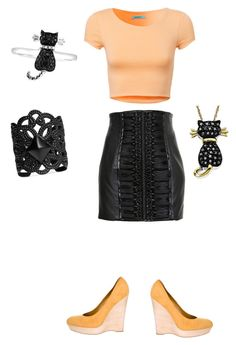 """Business Meeting"" by pandabellapanda ❤ liked on Polyvore"