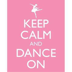 Dance on..
