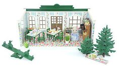 *fistuff* Sylvanian Families Decorated Rare/Vintage Harvester Restaurant + Lots   eBay