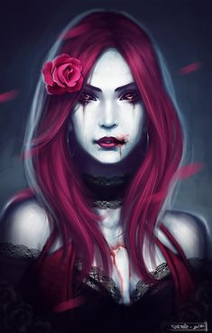 gothic vampire by streetX222 on deviantART