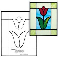 Beginner Stained Glass Patterns - Bing Images