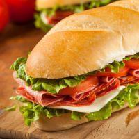 Copycat Subway BMT Sandwich