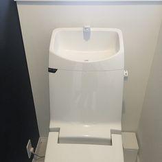 トイレの盲点!今まで知りませんでした。ここが開くなんて…禁断の蓋開けました。 LIMIA (リミア) Housekeeping, Toilet, Bathtub, Cleaning, Bathroom, Interior, Standing Bath, Washroom, Flush Toilet