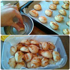 Šťavnaté kokosky (fotorecept) - recept | Varecha.sk Ale, Ethnic Recipes, Food, Eten, Ales, Meals, Diet