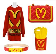 Talk About Fast Fashion: Jeremy Scott's Moschino Collection 2014
