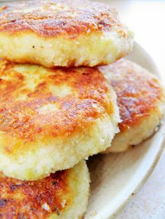 Sio-smutki: Placki z gotowanych ziemniaków z wędzonym łososiem