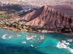 Diamond Head Crater, Honolulu, HI