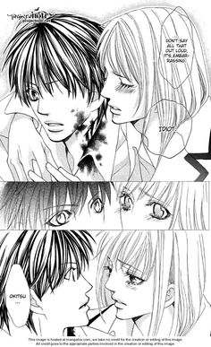 Gakuen Ouji 19: I Stand by You at MangaFox.me