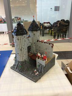 Lego Casterly Rock