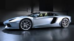 Lamborghini Aventador Roadster - BBC Top Gear