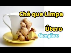 CHÁ QUE LIMPA O ÚTERO GENGIBRE-MN Dog Food Recipes, Diet