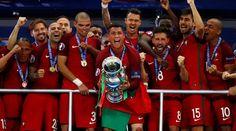 Portugal é campeão europeu - Euro 2016 - Correio da Manhã