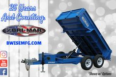 Bri-Mar Trailers Is Celebrating 25 Years Of Outstanding Quality & Value! Trailers, Baby Strollers, Celebrities, Children, Baby Prams, Young Children, Celebs, Boys, Hang Tags