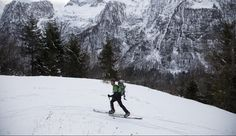 EARN YOUR TURNS! CLIMB AND SKI YOUR OWN SUMMITS IN SLOVENIA'S AND ITALY'S STUNNING MOUNTAIN AREA.  4 DAYS AND 3 NIGHTS SKI TOURING TRIP BASED OUT OF SLOVENIA'S PICTURESQUE VILLAGE KRANJSKA GORA.
