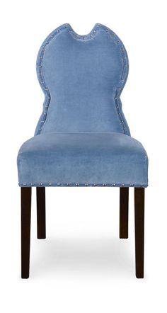 Birgit Chair Dimensions: W20 x D23 x H38 Seat: W20 x D18 x H20 COM: 4 yds