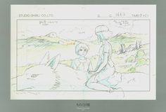 L'Antre d'Aphex » Studio Ghibli Layout Designs