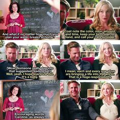 """""""[7x09] She's so into this it's so cute & Alaric's facial expressions lmao  ⠀ Does anyone ship Caroline and Alaric? ⠀ My edit give credit…"""""""
