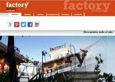 Hemos hecho un proyecto de web y redes sociales para factory bonaire: web, hemos creado las redes sociales, la estrategia de redes. Vamos consiguiendo los objetivos. Visita nuestra web: http://factorybonaire.com/