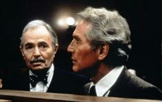 James Mason and Paul Newman in The Verdict 1982