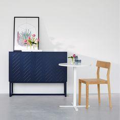 Colone Lounge Stol, Brun House Doctor @ RoyalDesign.no