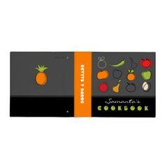 Recipes Cookbook Binder