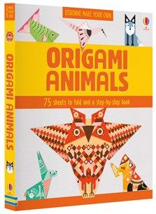 Origami animals - NEW FOR APRIL 2018
