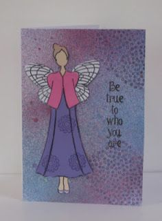 The Sparkly Fairy: Be True To Who You Are