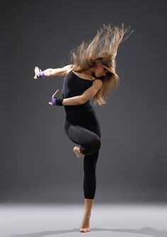Yeah, this is what I look like when I zumba!--Well---close---well--not really. Oh well, Love it anyway