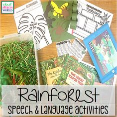 This post contains iTunes & Amazon Affiliate links I think that when I plan next year, I will do the rainforest for all the days. It is seriously the best. BEST I tell ya! I'm so excit…