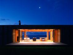 Coromandel Bach - A project by Crosson Clarke Carnachan Architects