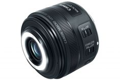 Canon Announces New EF-S 35mm f/2.8 Macro IS STM Lens With Built-In Light | SLR Lounge