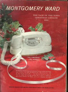 1964 Montgomery Ward catalog.