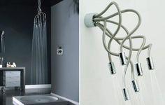 Baños con estilo: Duchas originales para salir de lo común | Mi nuevo Hogar [ Movil ] - Subsidios, Inmobiliario, Mobiliario, Decoración, Diseño, Vida Sana y más