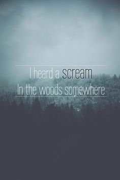 """Hozier """"In the Woods Somewhere"""""""