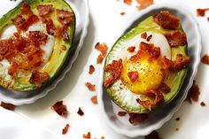 Baked Avocado & Egg Recipe