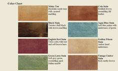Beautiful Tuscan Color Scheme : Tuscan+Color+Wheel  Kemiko Color Chart More