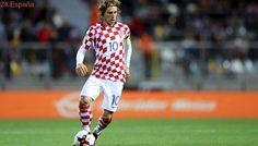 La agonía 'mundialista' de Luka Modric