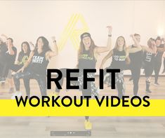 Refit Revolution, Workout Videos, Fitness, Movie Posters, Movies, Films, Film Poster, Cinema, Movie