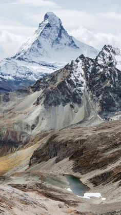 Matterhorn | Monte Cervino | Mont Cervin, Switzerland