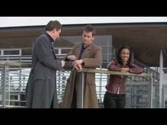 CLIPS: Doctor Who Series 3 Deleted Scenes