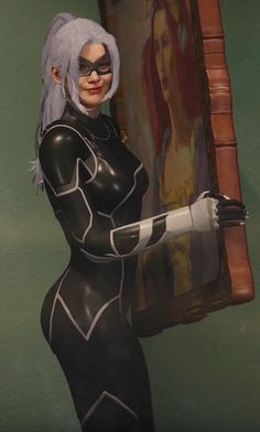 Black Cat Marvel, Spiderman Black Cat, Spiderman Art, Hq Marvel, Marvel Girls, Marvel Heroes, Marvel Comics, Marvel Comic Character, Marvel Characters
