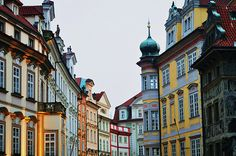 Colorful Alley - Aspects of Prague (EXPLORED) by rnoltenius, via Flickr